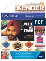 Indian Weekender 17 April 2015