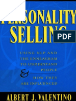 Albert Valentino - Personality Selling Copy