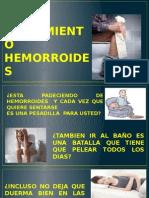 Tratamiento Hemorroides