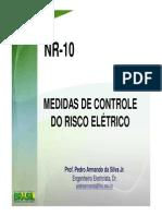 NR10 Medidas Controle de Risco Amanda