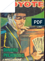 Jose Mallorqui - El Coyote 78 - Dinero Peligroso