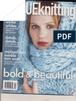 Vogue Knitting Winter 2008 - 2009