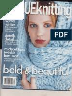 Vogue Knitting Winter 2008 - 2009
