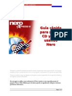 Guia Rapida Para Grabar CDyDVD Usando Nero