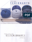 Stitchionary Volume 5 Lace Knitting