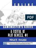 A Fistful of Plot Devices 1