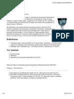 Mediastan – Wikipédia, A Enciclopédia Livre