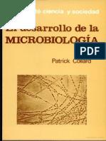 El Desarrollo de Microbiología