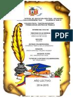 Dirección Distrital de Educación 15d01tena 1cambiado