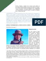 RIVERA CUSICANQUI Silvia - Sendas y Senderos de La Ciencia Social Andina (1992)
