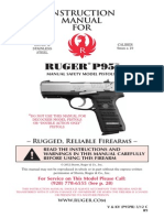 Ruger P95 Owners Manual