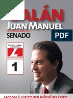 Afiche Senador Galán