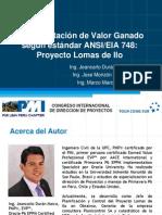 Congreso PMI Perú - 2014 (Plantilla Oficial)