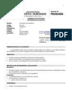 Cronograma Ayudantía Psicoanálisis 1 2015