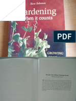 Gardening When It Counts Pdf