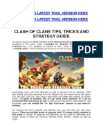 Clash of Clans Guide and Tips