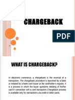 Chargeback PPT