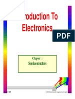 Chapter 1 Introduction (Semiconductors)