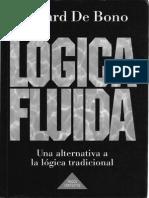 Edwarde Bono Logica Fluida Edward de Bono PDF