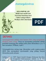 Cytomegalovirus New