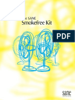 The SANE Smokefree Kit