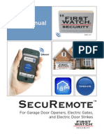 Securemote Manual