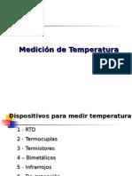 IyME Medihjción de Temperatura