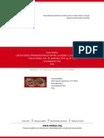 Los Estudios Organizacionales Entre La Unidad y La Fragmentación