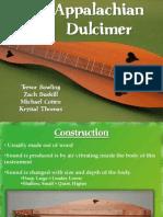 Appalachian Dulcimer