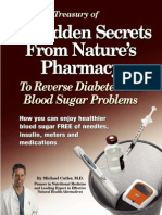 Forbidden Secrets From Nature s Pharmacy to Reverse Diabetes and Blood Sugar Problems