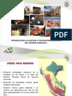Diplomado Gestion y Fiscalizacion Ambiental