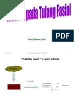 12a Slide Trauma Pada Tulang Fasial