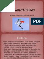 El Paracaidismo