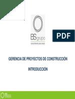 Capítulo I Conceptos Básicos de Gestión de Proyectos