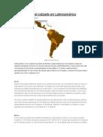 La Industria Del Calzado en Latinoamérica
