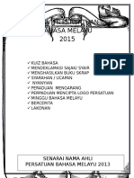 Aktiviti Persatuan Bahasa Melayu 2013 - Copy