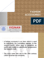 fashion accessories classification