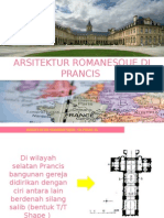 Arsitektur Romanesque Di Prancis