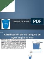 Instalacion y Uso de Tanques de Almacenamiento de Agua Domiciliarios