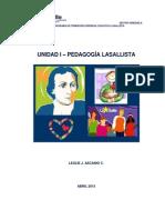 UNIDAD I - PEDAGOGIA LASALLISTA - LESLIE ASCANIO.pdf