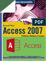 Manual Microsoft Office Access 2007