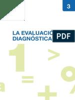3 - La Evaluación Diagnóstica