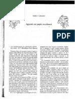Capasso, Appunti sui papiri ercolanesi
