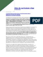 Ejemplos útiles de currículum.docx