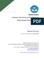 Panduan PADAMU (Fitur Baru) - Untuk LPMP Provinsi