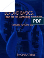 Tools for the Consulting Astrologer