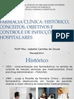 6ª Aula Farmácia Clínica