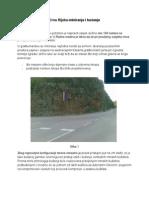 Crna Rijeka Miniranje i Bušenje