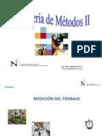 Clase Ing. Met. II-clase Sem 2-1 Medicion El Trabajo-ts