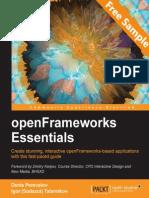 openFrameworks Essentials - Sample Chapter